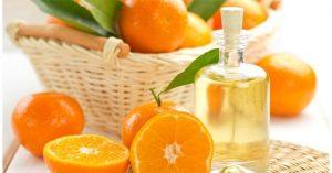 Công dụng đặc biệt của tinh dầu cam