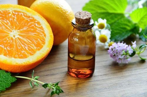 Công dụng tuyệt vời của tinh dầu cam
