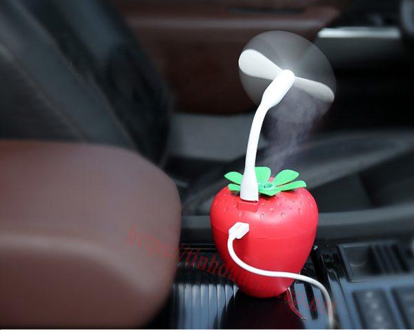 Máy khuếch tán tinh dầu trên ô tô giúp tài xế luôn tỉnh táo