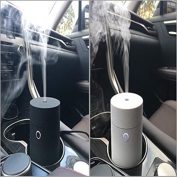 Nên dùng máy khuếch tán tinh dầu xe hơi không
