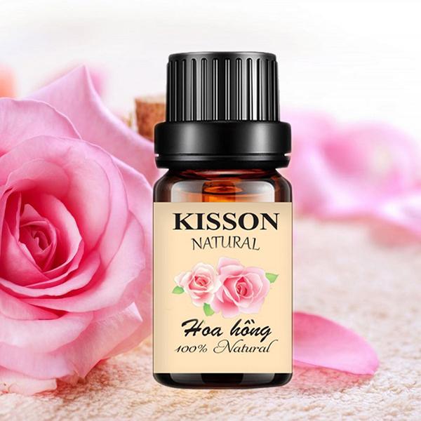Tinh dầu hoa hồng mang lại cảm giác dễ chịu