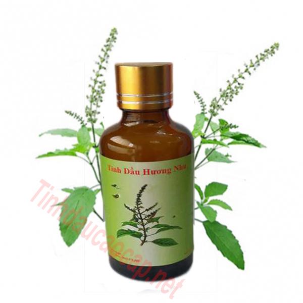 Tinh dầu thiên nhiên Hương Nhu