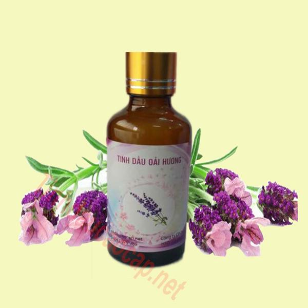 Tinh dầu oải hương tốt cho phụ nữ mang thai