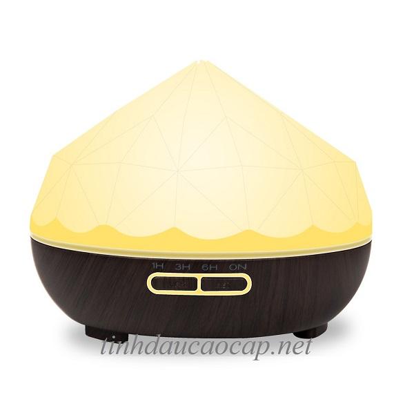 Máy khuếch tán tinh dầu giúp khuếch tán lượng tinh dầu tốt